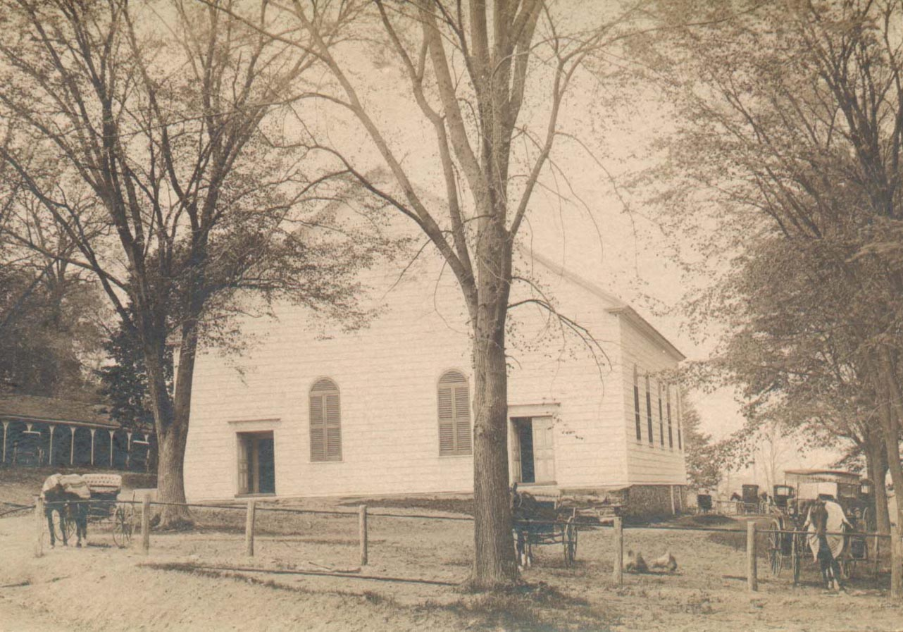 BG 1800s or  early church - horse and chickens.jpg